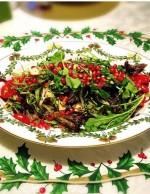 紅寶石聖誕沙拉