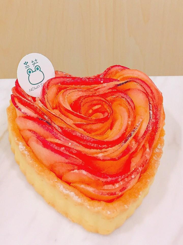 O心心相印蘋果塔 (4)